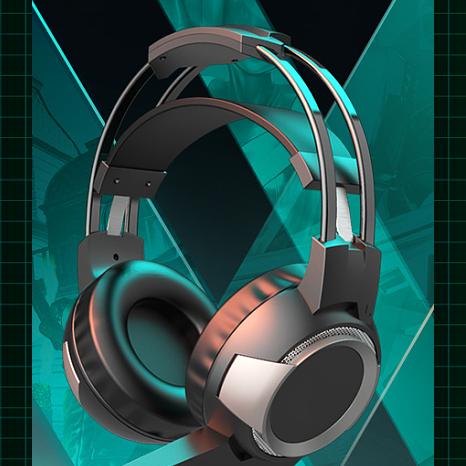 幻彩游戏耳机: VS09M17A